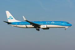 PH-BXP - KLM Royal Dutch Airlines - Boeing 737-9K2(WL) (5B-DUS) Tags: phbxp klm royal dutch airlines boeing 7379k2wl b739 ams eham amsterdam schiphol airport aircraft airplane aviation flughafen flugzeug planespotting plane spotting