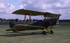Tiger Moth (Pentakrom) Tags: british aerospace bae hatfield 1980 de havilland dh82 tiger moth n9191 galnd
