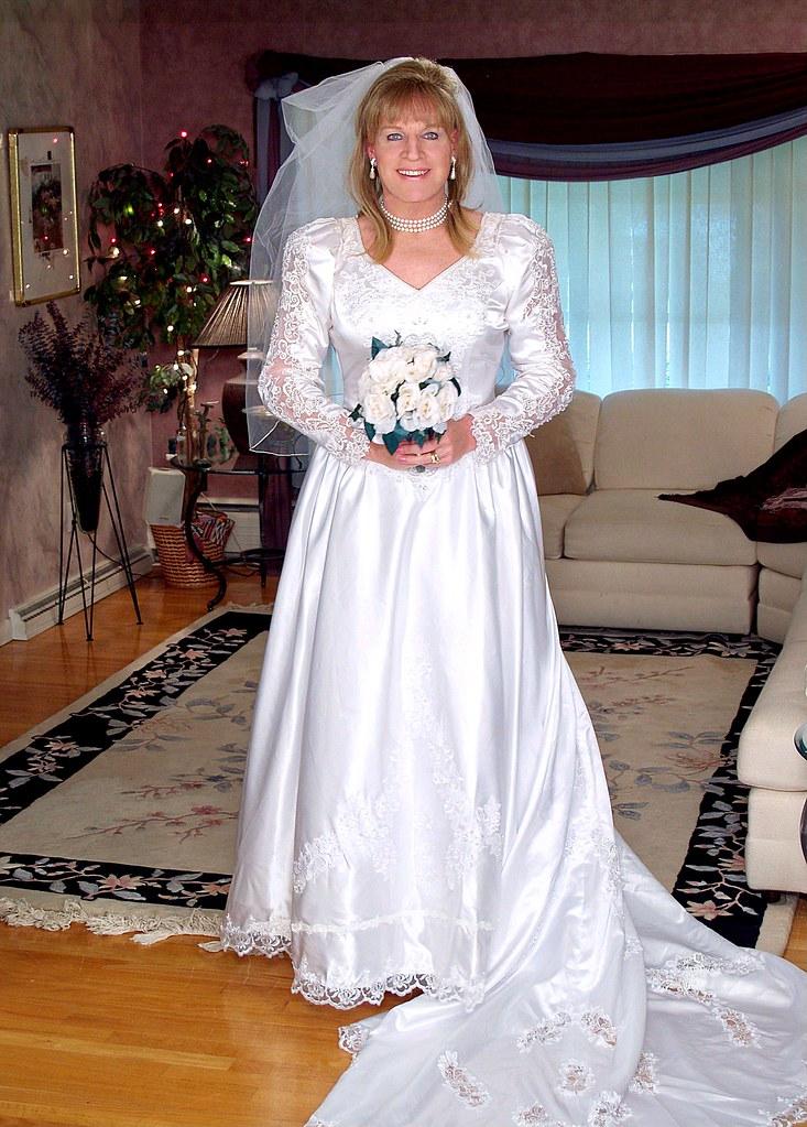 Crossdressed Bride Wedding