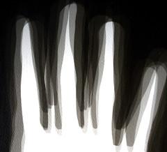 Photograms and darkroom trickery (Area Bridges) Tags: photogram darkroom darkroomtricks print 1985 highschool wellesley wellesleyma wellesleyhighschool whs 80s 1980s hand handgram 2019 201909 20190905