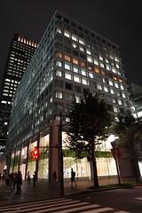 DSC00153 (digitalbear) Tags: sony rx100 markvii rx100m7 marunouchi chiyodaku tokyo japan apple store applestoremarunouchi applestore opening soon