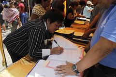 160319 Entrega de títulos de propiedad en Huaycán (FOTOGRAFIA MML) Tags: 160319 entrega de títulos propiedad en huaycán