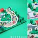 Microscale Moo Moo Farm from Mario Kart 64