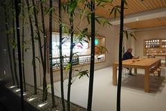DSC00170 (digitalbear) Tags: sony rx100 markvii rx100m7 marunouchi chiyodaku tokyo japan apple store applestoremarunouchi applestore opening soon