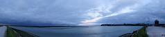 PAYSAGES DE PICARDIE 170 (aittouarsalain) Tags: picardie landscape paysage baie crotoy lagune digue ciel nuages aurore matin