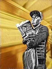 lector (Momoztla) Tags: mexico momoztla edicion lapiz y carbon lector libro metro cdmx