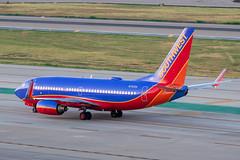 N782SA Boeing 737-7H4 Southwest (SamCom) Tags: kdal lovefield dallaslovefield swa southwest southwestairlines n782sa boeing 7377h4 b737