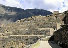 MUROS INCAICOS EN OLLANTAYTAMBO, CUSCO, PERU _DSC4054-3 (german_galvez) Tags: ollantaytambo cusco perú incas muros piedra ciudadela andes mountain perou arqueología