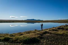 Mirror (Christoph Wenzel) Tags: wasser island sonyalpha6000 tamron18200mmf3563vc landschaft herbst natur urlaub bláskógabyggð suðurland
