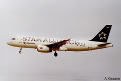 SPANAIR A320 EC-INM (Adrian.Kissane) Tags: aircraft airbus aeroplane airline airliner jet plane aviation flight flying arriving sky outdoors 1979 2004 a320 ecinm lanzarote spanair