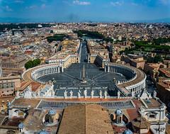 Vatican city (yorgasor) Tags: sony a7r2 a7rii vaticancity vatican rome italy voigtlander nokton 35mm f12 city catholic