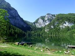 Gleinkersee / Lake Gleinkersee (ursula.valtiner) Tags: landschaft landscape berge mountains see lake gleinkersee rosleithen oberösterreich upperaustria austria autriche österreich