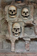 Skull Tower 5 (srkirad) Tags: travel niš naisus serbia srbija skulls skulltower history memorial horror wall embeded