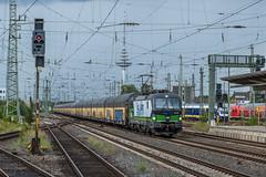 193 832-3 Rurtalbahn Cargo DGS 90974 Bremen Hbf 02.09.19 (Paul David Smith (Widnes Road)) Tags: bremen germany 1938323 rurtalbahn cargo dgs 90974 hbf 020919 br193 vectron siemens