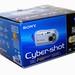 Sony, cyber-shot DSC-P100 (Japon, 2004 - ?)
