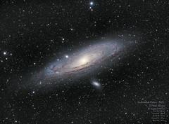 M31 (Andromeda Galaxy) (jeremyjonkman) Tags: space stars star galaxy night telescope astronomy m31 andromeda mosaic time long exposure zwo asi 1600mm stellarvue
