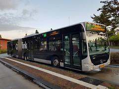 NLD Qbuzz 3097 - 1 ● Zuidhorn Station (Roderik-D) Tags: 644182 mercedesbenz citaro2 o530g qbuzz30963097 3097 bxsz01 zuidhornstation gorba cu5 motorola cm140 ivu payplaza ingenico capacity46891 qlink1 qlink dieselbus hmn3596a evobus articulatedbus vdo 2010 bege citybus savas stadtbus gelenkbus 3doors euro5 geledebus 3axle capacity45961