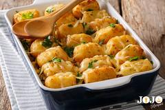 Tater Tot Casserole Recipe (jojorecipes) Tags: tatertotcasserole food foodideas easydinners dinner recipes americanfood cook cooking yummy tasty jojorecipes