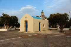 Church in Malia / Църква в Маля (mitko_denev) Tags: kreta griechenland крит гърция κρήτη crete greece hellas ελλάσ ελλάδα μάλια маля малия malia mallia church kirche църква