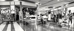 Shopping Mall at Iperal Fuentes, Colico (SO), Italy (beareye2010) Tags: barmakia shoppers shopping bar shops retailoutlets shoppingmall supermarket hypermarket iperal fuentes colico italy