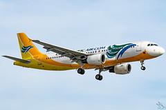 Cebu Pacific Air - Airbus A320-214 / RP-C3249 @ Manila (Miguel Cenon) Tags: