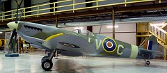 "Supermarine Spitfire Mk IX 1 • <a style=""font-size:0.8em;"" href=""http://www.flickr.com/photos/81723459@N04/48687076712/"" target=""_blank"">View on Flickr</a>"