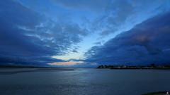 PAYSAGES DE PICARDIE 171 (aittouarsalain) Tags: picardie landscape paysage baie lagune ciel nuages crotoy aurore matin