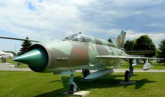 """MiG-21 Fishbed 1 • <a style=""""font-size:0.8em;"""" href=""""http://www.flickr.com/photos/81723459@N04/48687108761/"""" target=""""_blank"""">View on Flickr</a>"""
