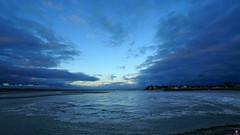 PAYSAGES DE PICARDIE 173 (aittouarsalain) Tags: picardie landscape paysage baie lagune crotoy matin aurore heurebleue ciel nuages