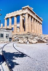 Partenón, Akropolis, Atenas (jesusgarcia40) Tags: grecia atenas acrópolis partenón