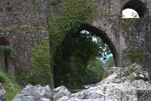 Puente medieval de Cangas de Onís