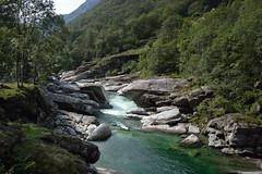 Valle de Verzasca 3 (JM Portos) Tags: suïssa muntanya riu