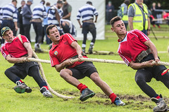 Tug Of War World U23 Championships (Frank Fullard) Tags: frankfullard fullard candid sport outdoor tugofwar team southafrica winners silvermedal castlebar ireland mayo red pull rope athletes athletic boots strength determined stress strain