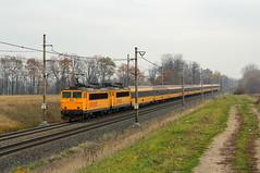 162-114 & 116 (Andrzej Szafoni) Tags: 162 1621143 regiojet škoda rj czechrepublic czechy train railroad locomotive electric