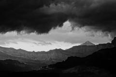 Window of Light (martinus.structor) Tags: urirotstock brisenkette wolken clouds centralswitzerland switzerland schweiz mountains berge woken blackandwhite bnw bw schwarzweiss monochrome landscape landschaft groupenuagesetciel