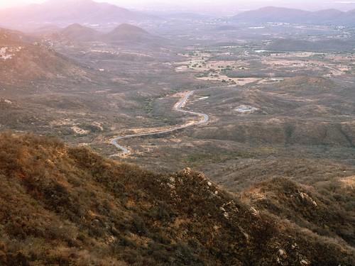 Pedra do Tendó view