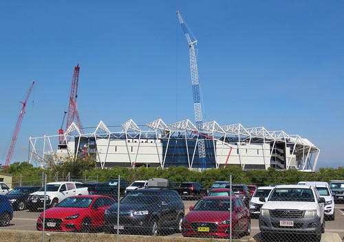 North Queensland Stadium - 6th Sept 2019