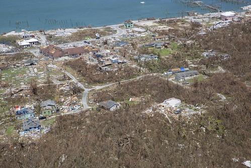 Bahamian destruction