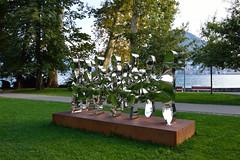 Parco Ciani Lugano (JM Portos) Tags: suïssa lugano escultura