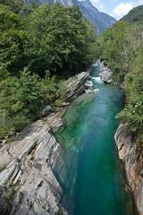 Valle de Verzasca 2 (JM Portos) Tags: suïssa muntanya riu