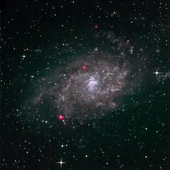 Triangulum Galaxy (Dave Trono) Tags: 2019 bayleyhazenroad davetrono fits halpha imagej m33 messier33 ngc598 northeastkingdom nkaf northeastkingdomastronomyfoundation northernskiesobservatory peacham peachamobservatory skynetrobotictelescopenetwork triangulumgalaxy vermont vt astronomy astrophotography filter galaxy geotagged ionizedhydrogencloud nightphotography spiral stars telescope us hiiregion