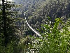 Pont tibetà (JM Portos) Tags: muntanya suïssa ponttibetà
