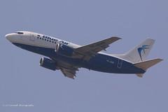 YR-AMB_B735_Blue Air (LV Aircraft Photography) Tags: pmi 25062019 blueair boeing b735 yramb 24943 1991