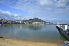 Playa de Areeta (eitb.eus) Tags: eitbcom 5039 g1 tiemponaturaleza tiempon2019 bizkaia getxo gonzaloelorza