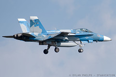 NFW (zfwaviation) Tags: knfw 164274 aggressor fights on vmfa312 usmc marines nfw navy nas fort worth jrb carswell fighter jet f18 hornet