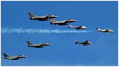 Aéronautique Navale (Aerofossile2012) Tags: moranesaulnier ms160 paris dassault rafale dehavilland vampire formation avion aircraft aviation meeting airshow melun villaroche airlegend2018