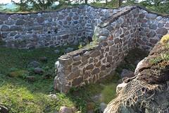 Åls castle ruins 02 (Irmzaq photography) Tags: photography abandoned abandonedphotography ruinphotography ruins oldruin castleruin grensholm borgsruin