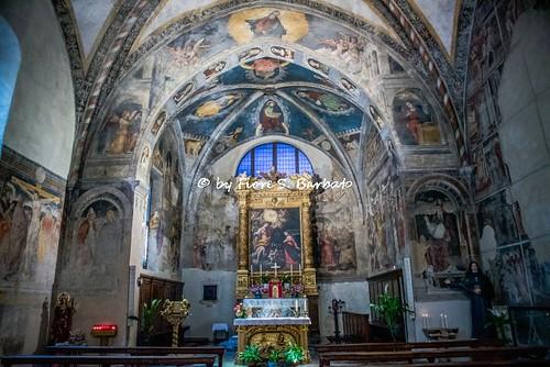 Bienno (BS), 2019, Chiesa di Santa Maria Annunciata.