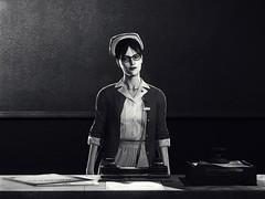 Nurse (Silfrax) Tags: screenshot games gamephotography theevilwithin tangogameworks