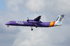 Flybe   Dash8-402Q   G-JEDP (Globespotter) Tags: londonheathrow flybe dash8402q gjedp